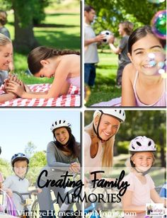 Making family memories is one of the most important things you will ever do as a family. As homeschool parents, we naturally make memories with our children each day, but in this episode, we explore making positive memories! Parenting Articles, Parenting Books, Parenting Plan, Parenting Classes, Free Homeschool Curriculum, Homeschooling, Fun Summer Activities, Time Activities, Family Activities