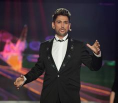 Romania: Cezar Cezar (Photo: TVR)