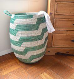 Laundry Hamper and Storage Basket