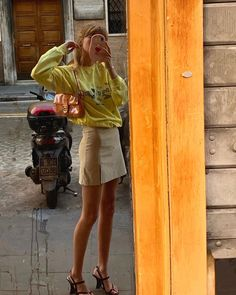 New style aesthetic inspiration Ideas Mode Outfits, Casual Outfits, Fashion Outfits, Womens Fashion, Quoi Porter, Look Vintage, Look At You, Mode Inspiration, Mode Style