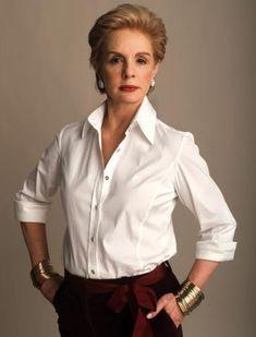 Elegância, Sofisticação e Luxo são as marcas registradas de Carolina Herrera, que a cada coleção mostra como suas criações são únicas e ...