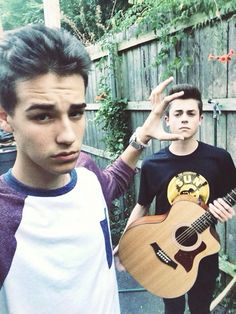 Jacob and Grant