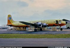 Douglas DC-6B(F) aircraft picture Cargo Aircraft, Passenger Aircraft, Douglas Aircraft, Airplane Photography, Guatemala City, Cargo Airlines, Aircraft Pictures, Nose Art, South Park