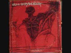 THE PARK - URIAH HEEP - SALISBURY (1971)