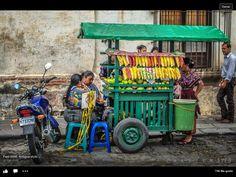 Carreta vta de Frutas Guatemala