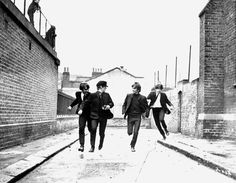 The Beatles - Liverpool lads