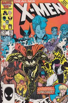 The Uncanny X-men Annual #10 / First appearance of X-Babies.