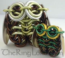 The Ring Lord - Owl Sculpture Kits