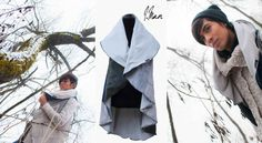"""poncho """"swiss legacy"""" poncho from re-souled cords, original swiss army blanket lining from the reversible, one size, handmade single-item € Swiss Army, Cords, Raincoat, Blanket, The Originals, Winter, Handmade, Fashion, Ponchos"""