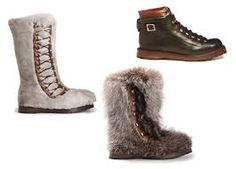 Swiss shoe brand Bally celebrate the significant role they played in the first successful ascent of Everest in May1953 by supplying Sherpa Tenzing with deerskin boots.  This Bally Himalaya capsule collection of reindeer leather and hide boots was launched in 2013 to celebrate the 60th anniversary of Sherpa Tenzing & Sir Edmund Hilary's pioneering ascent.