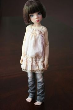 Kaye Wiggs ~ Layla, MSD = what a fabulous doll!