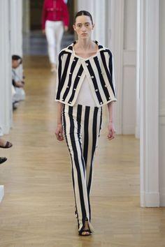 Tendenze moda primavera 2017: fantasie a righe