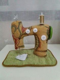 Una maquina de coser diferente!!!!