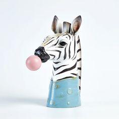 Cute Animals Flower Vase – fourlinedesign Unique Animals, Cute Animals, Flower Vases, Flowers, Apollo Box, Factory Design, Vases Decor, Centerpieces, Decorative Items