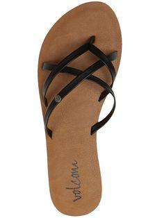 #volcom New School #sandals at #bluetomato