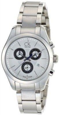 Relógio Calvin Klein Strive Women's Quartz Watch K0K28120 #relogio #calvinKlein