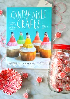 Candy Aisle Crafts DIY Peppermint Crafts Gift Kit