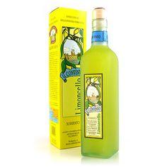 Limoncello di Sorrento – liqueur au citron