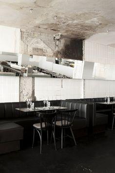 "Fiskebaren   ""Meatpacking area"" Vesterbro Space - Architecture & Interior Design. Best Fish in town"