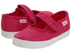 Cienta Glitter Mary Jane Sneaker (Toddler   Big Kid) 77b26c04f