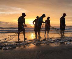Pescaria matinal