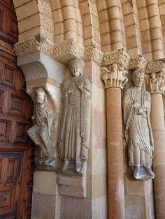 Basílica de los Santos Hermanos Mártires-12 - Basílica de San Vicente (Ávila) - 12c
