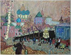 Mavrina Zagorsk
