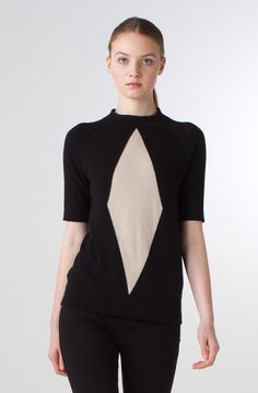 Margaret O'Leary Deco Tee - 2013 Fall Collection.