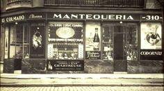 Colmado Murria al c.Lluria.1898 Big Ben, Art Pieces, The Past, Building, Travel, Capsule, Google, Retro, Vintage