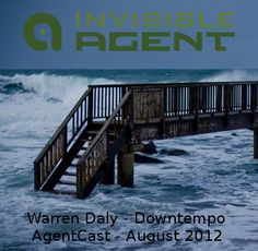 http://www.invisibleagent.com/2012/08/27/podcast-free-download/  Mix 41 in the AgentCast series. The podcast series covers a range of genres, including but not confined to Bass, Electronica, Electro, Techno, Dubstep and Breaks. Essentially anything with a touch of electronics. I like to include high quality Netlabel music if possible. (Actually I do that a lot)