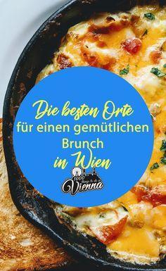 Mhhh, wie wäre es denn mit einem ausgiebigen Brunch in Wien am Wochenende? Hier stellen wir euch einige Lokale für einen gemütlichen Brunch in Wien vor, in denen ihr es euch gutgehen lassen könnt und bestens in den Tag startet. Restaurant Bar, Lokal, Austria, Travel Tips, Restaurants, Curry, Ethnic Recipes, Wanderlust, Food