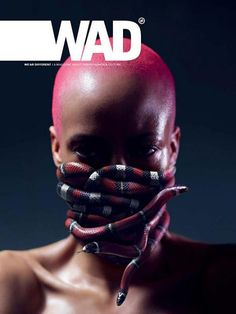 Cover My First Cover As Fashion Director at WAD Magazine. WAD Magazine Cover mar/april/may 2012 Photographed by Thomas Paquet Model Stephanie Editorial Layout, Editorial Design, Editorial Fashion, Wad Magazine, Magazine Covers, Issue Magazine, Magazine Editorial, Magazine Design, Graphic Design Inspiration