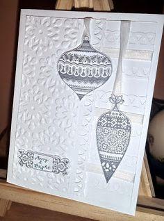 Kika's Designs : White Christmas