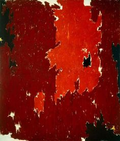 Clyfford Still, 1950 one of the leading figures of Abstract Expressionism.