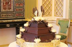 """I know everyone is probably """"over"""" the Royal wedding and SO tired of hearing all about it, but indulge me for a moment while I share with you a wonderful recipe! As you probably know, Prince William requested his favorite cake (a family recipe, I believe) to be served as his groom's cake at the...Read More »"""