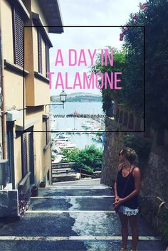 A Day in Talamone, Tuscany, Italy by Emma Eats & Explores