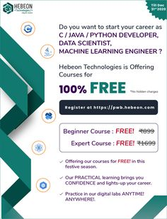 Application Development, Software Development, Machine Learning Course, Certificate Courses, Corporate Website, Engineering Colleges, Python Programming, Data Science, 100 Free
