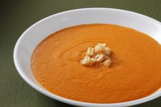 Heirloom Tomato Soup (recipe is at the end of the article)
