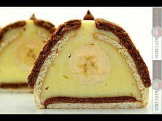 Prajitura cu biscuiti si banane - Adygio Kitchen - YouTube