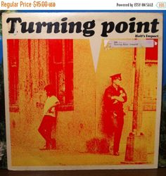 SPRING SALE Turning Point Holt's Impact Vinyl Record LP 1972 Spoken Word Readings Literature Langston Hughes Ogden Nash Dick Gregory by vintagebaronrecords on Etsy