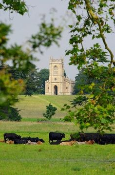 ~Croome Court - Worcestershire, England~