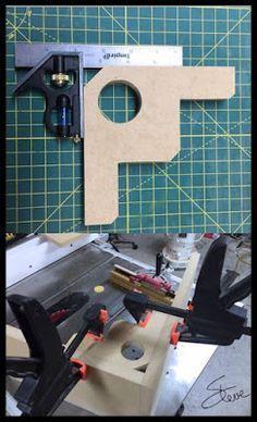 DIY Corner Clamps for assembling wooden joints or case work by SteveGood…