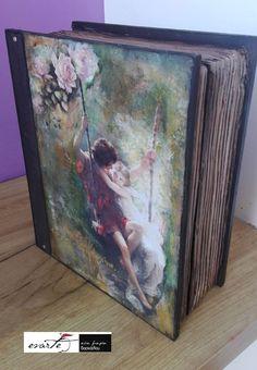 Fb:evarte χειροποιητες δημιουργιες Dollhouses, Art Work, Decoupage, My Arts, Painting, Vintage, Artwork, Work Of Art, Painting Art