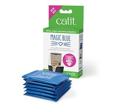 Catit Magic Blue Refill Pads ** Visit the image link more details.(This is an Amazon affiliate link and I receive a commission for the sales)
