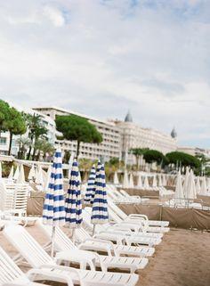 Beach Lounge Chairs in Monaco