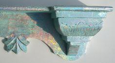 Shelf Beautiful Shape Amazing Colors by HeatherMontgomeryArt, $39.00
