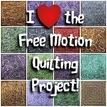 A wealth of information about free-motion quilting.  Leah Day includes free-motion quilting designs as well as tons of articles and videos.