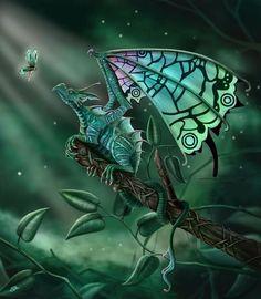 Dragon naturaleza