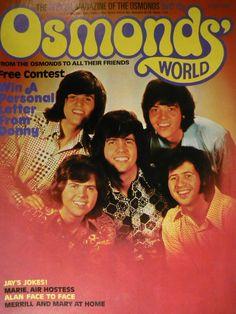 The osmonds 1974