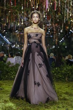 Dior Couture Collection Spring Summer 2017 Paris Fashion Week
